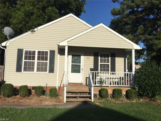 1931 Martin Ave, Chesapeake, VA 23324 (MLS #10163406) :: Chantel Ray Real Estate