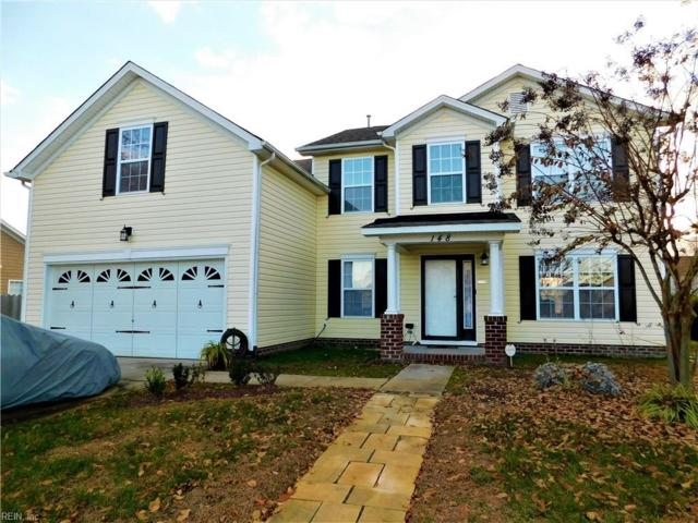 148 Kennet Dr, Suffolk, VA 23434 (#10163530) :: Resh Realty Group