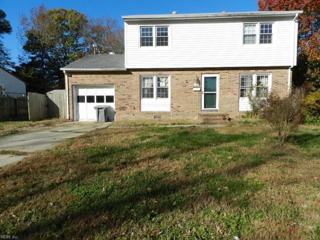 123 Eastlawn Dr, Hampton, VA 23664 (#10163620) :: Abbitt Realty Co.