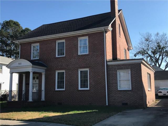301 W Fourth Ave, Franklin, VA 23851 (#10164943) :: Atlantic Sotheby's International Realty