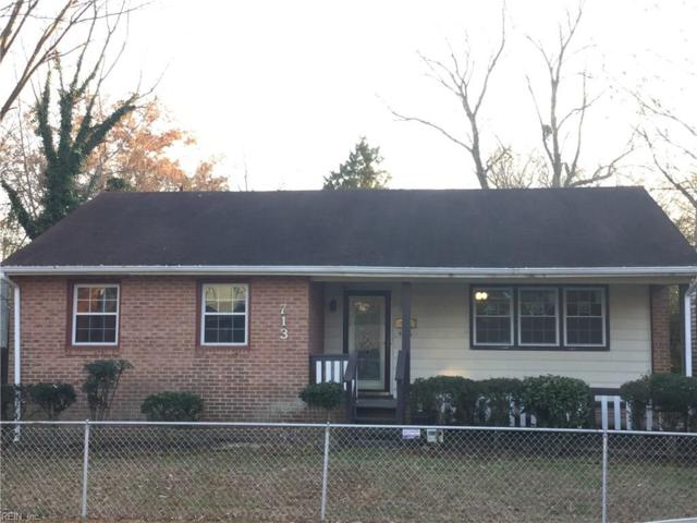 713 Northside Ave, Richmond City North James River, VA 23222 (MLS #10165369) :: Chantel Ray Real Estate
