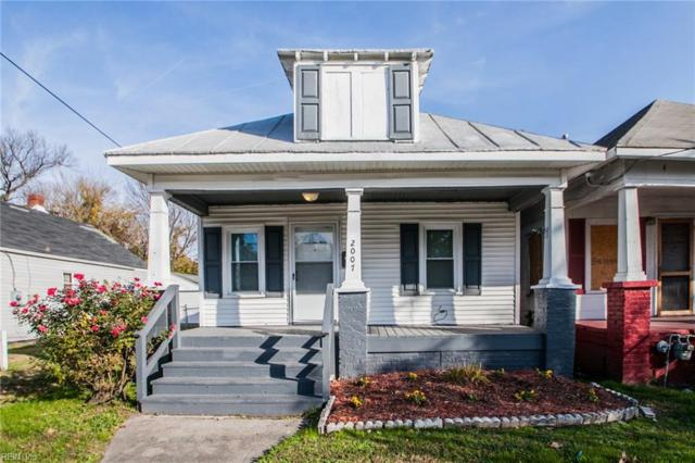 2007 Elm Ave, Portsmouth, VA 23703 (#10165431) :: RE/MAX Central Realty