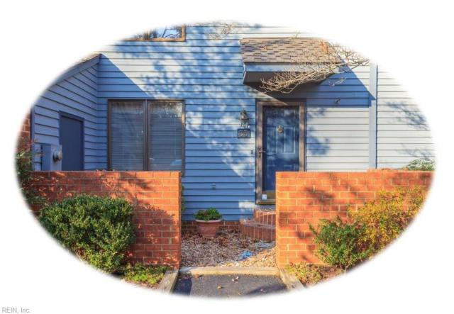2133 S Henry St #35, Williamsburg, VA 23185 (MLS #10165523) :: Chantel Ray Real Estate