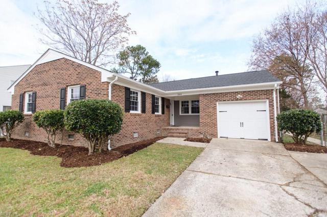 544 Colony Rd, Newport News, VA 23602 (#10165859) :: RE/MAX Central Realty
