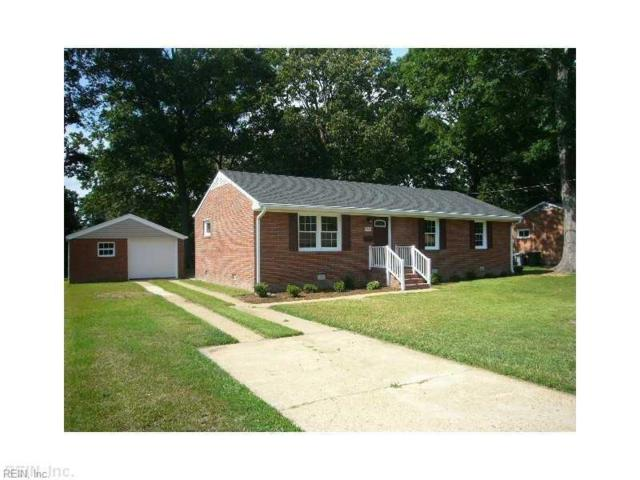 4010 Threechopt Rd, Hampton, VA 23666 (#10165959) :: RE/MAX Central Realty