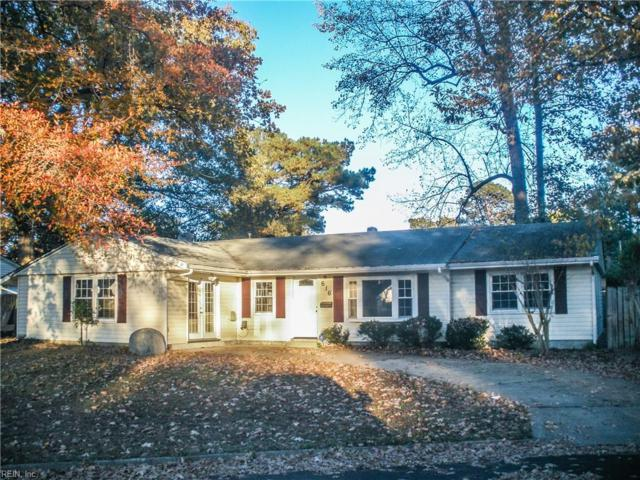 616 Greenville Ct, Hampton, VA 23669 (#10166014) :: RE/MAX Central Realty