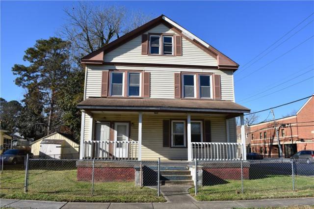 1900 Lansing Ave, Portsmouth, VA 23704 (#10166207) :: Hayes Real Estate Team
