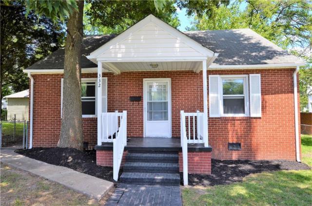 332 Wakefield Ave, Hampton, VA 23661 (#10166242) :: Atlantic Sotheby's International Realty