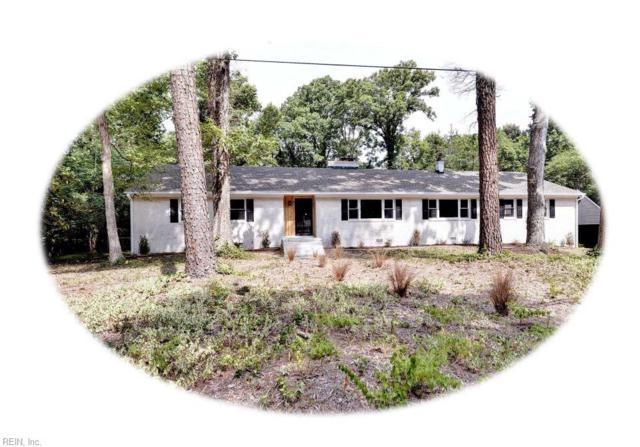 111 Oak Rd, James City County, VA 23185 (MLS #10166299) :: Chantel Ray Real Estate