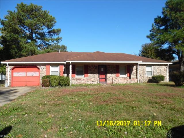 1421 Cole Dr, Chesapeake, VA 23320 (#10166310) :: Hayes Real Estate Team