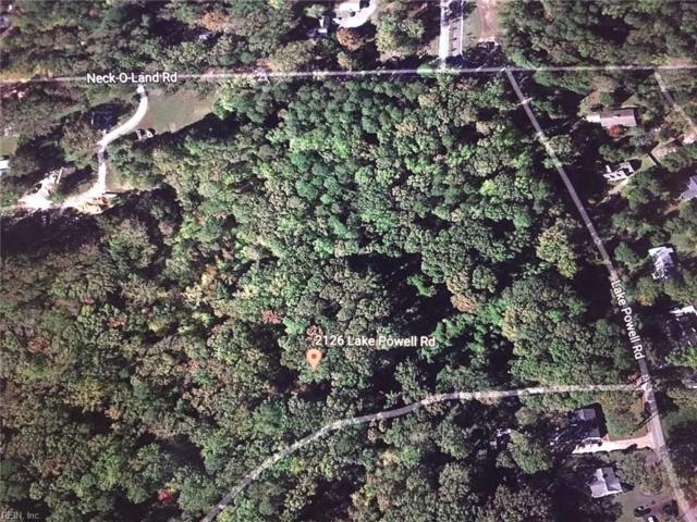 2126A Lake Powell Rd, James City County, VA 23185 (#10166902) :: Resh Realty Group