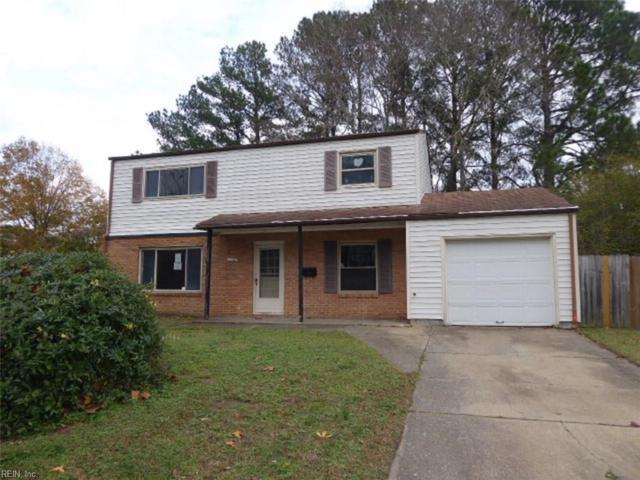 112 Waltham St, Hampton, VA 23666 (#10166935) :: Resh Realty Group