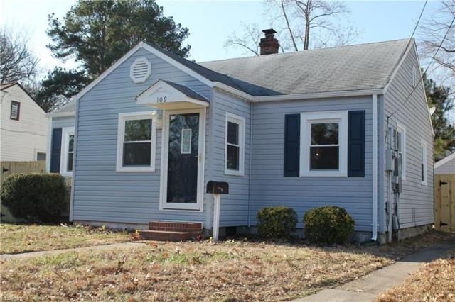 109 Decatur St, Portsmouth, VA 23702 (#10166937) :: Resh Realty Group
