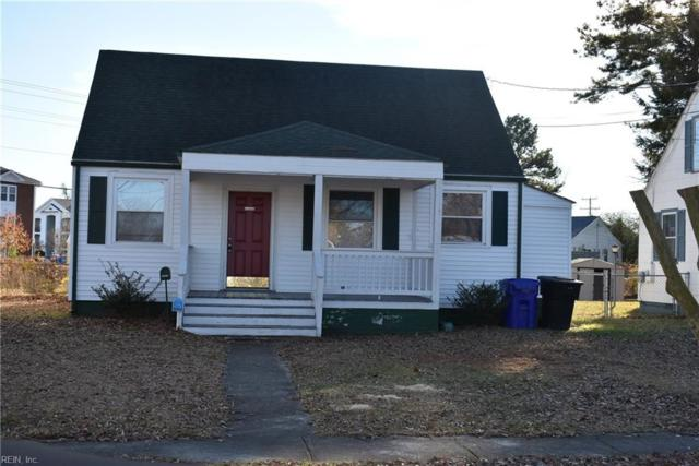3405 Commonwealth Ave, Portsmouth, VA 23707 (MLS #10167189) :: Chantel Ray Real Estate