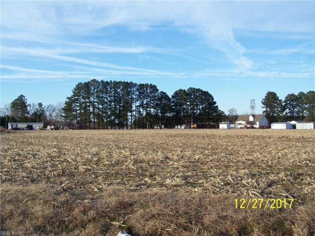 19+ Ac Ball Park Rd, Southampton County, VA 23874 (#10167891) :: RE/MAX Central Realty