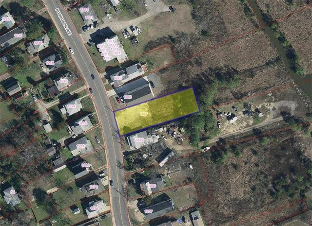 1227 Poquoson Ave, Poquoson, VA 23662 (#10168283) :: Green Tree Realty Hampton Roads