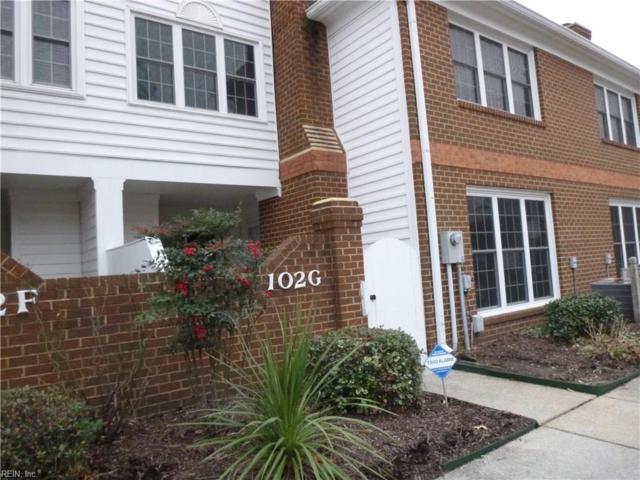 102 Chippenham Dr G, York County, VA 23693 (#10168983) :: Green Tree Realty Hampton Roads