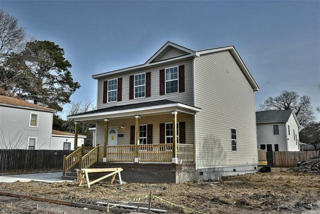 1815 Lansing Ave, Portsmouth, VA 23704 (#10169272) :: Berkshire Hathaway HomeServices Towne Realty