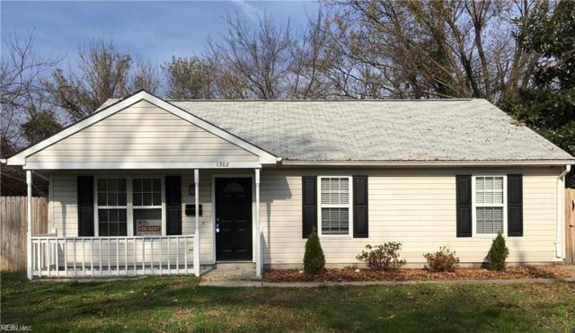 1302 Fillmore St, Portsmouth, VA 23704 (#10169417) :: Berkshire Hathaway HomeServices Towne Realty
