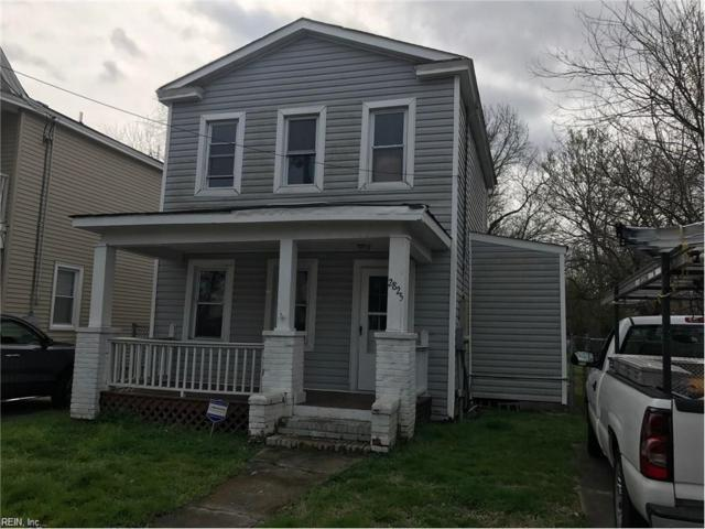 2825 North St, Portsmouth, VA 23707 (MLS #10169476) :: Chantel Ray Real Estate