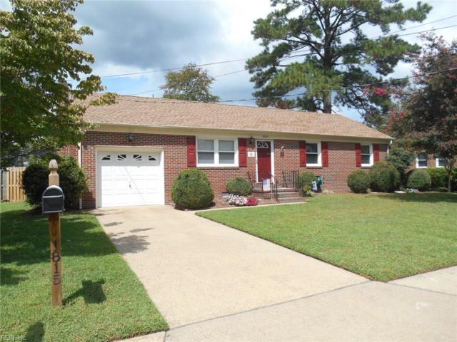 1815 Lake View Dr, Hampton, VA 23666 (#10169681) :: Abbitt Realty Co.