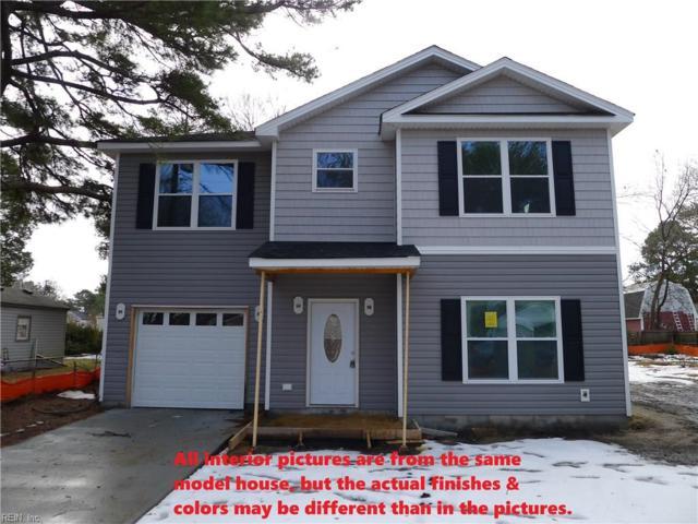 402 Biltmore Pl A, Portsmouth, VA 23702 (#10169798) :: Green Tree Realty Hampton Roads