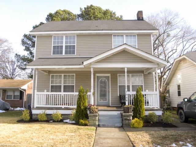 1538 Halstead Ave Ave, Norfolk, VA 23502 (#10169879) :: Abbitt Realty Co.