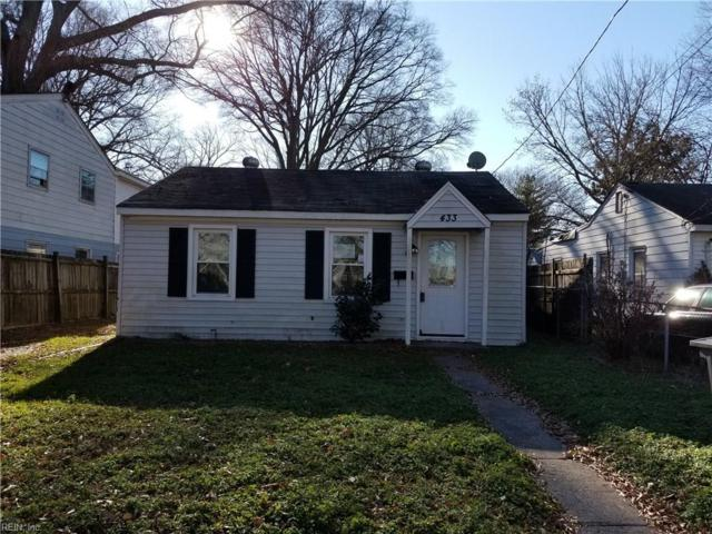 433 Ford Rd, Hampton, VA 23663 (#10169899) :: Abbitt Realty Co.