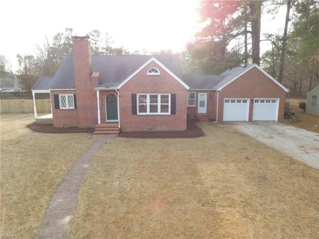 22454 Linden St, Southampton County, VA 23837 (#10169969) :: Atkinson Realty
