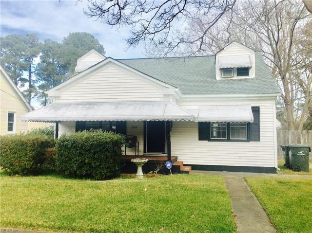 2424 Norcova Ave, Norfolk, VA 23513 (#10169980) :: Abbitt Realty Co.