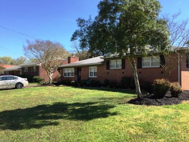 578 Beech Dr, Newport News, VA 23601 (#10170025) :: Green Tree Realty Hampton Roads