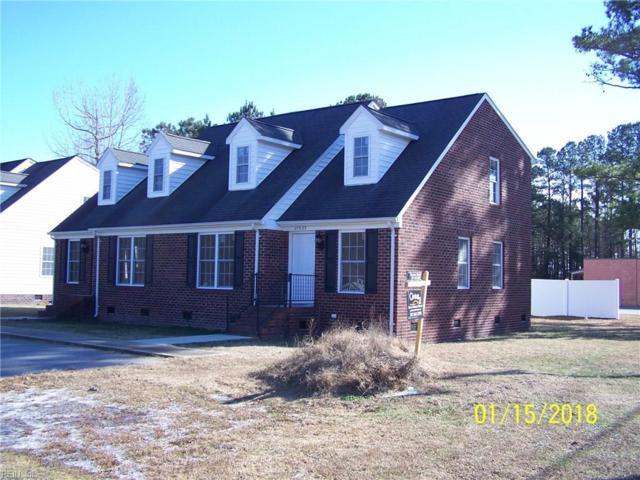 27035 William Ct, Southampton County, VA 23837 (#10170059) :: Abbitt Realty Co.