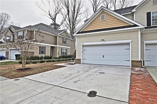 1209 Gunn Hall Dr, Virginia Beach, VA 23454 (#10170102) :: Green Tree Realty Hampton Roads