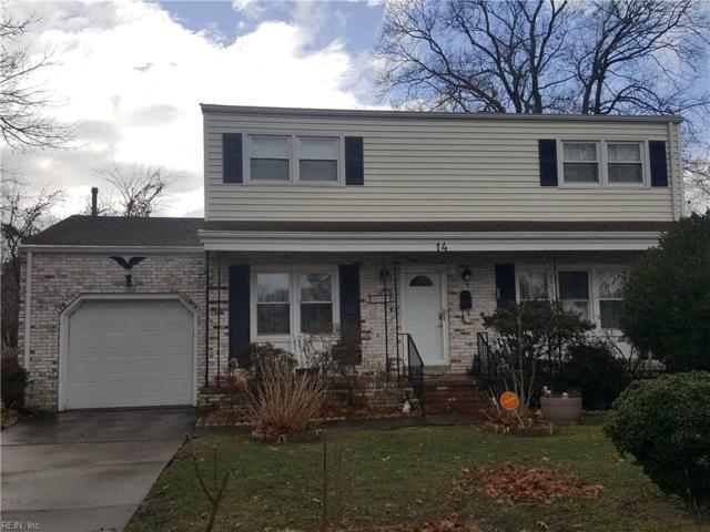 14 Holiday Dr, Hampton, VA 23669 (#10170218) :: Berkshire Hathaway HomeServices Towne Realty