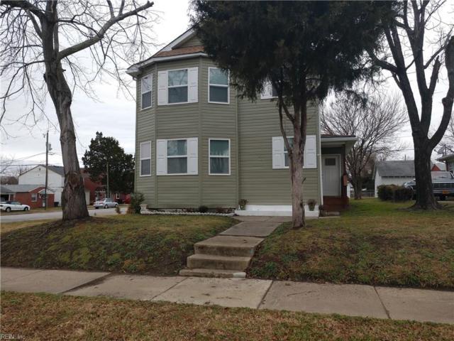 227 Blair Ave, Newport News, VA 23607 (#10170246) :: Berkshire Hathaway HomeServices Towne Realty