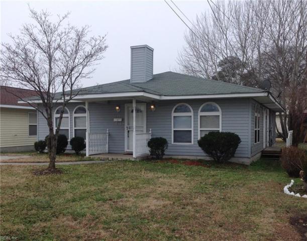231 Patterson Ave, Hampton, VA 23669 (#10170264) :: Berkshire Hathaway HomeServices Towne Realty