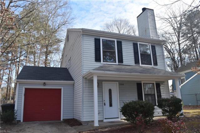 1008 Cherry Creek Dr, Newport News, VA 23608 (#10170266) :: Berkshire Hathaway HomeServices Towne Realty