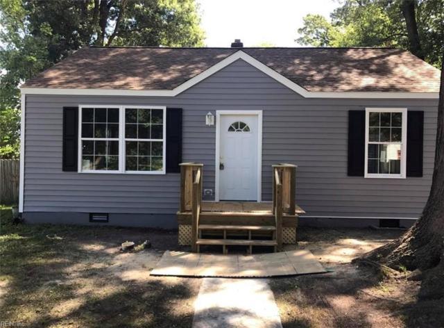 6116 Grayson Ave, Newport News, VA 23065 (#10170328) :: Berkshire Hathaway HomeServices Towne Realty
