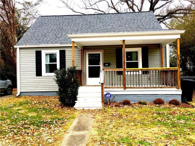 3406 Brighton St, Portsmouth, VA 23707 (MLS #10170396) :: Chantel Ray Real Estate