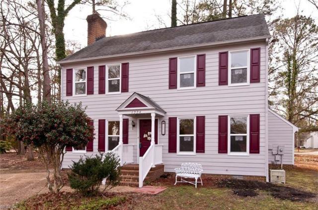 1224 Powder House Dr, Newport News, VA 23608 (#10170423) :: Abbitt Realty Co.