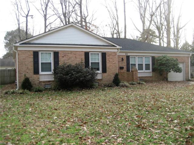 651 Village Green Pw, Newport News, VA 23602 (#10170448) :: Abbitt Realty Co.