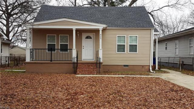 935 Douglas Ave, Portsmouth, VA 23707 (MLS #10170718) :: Chantel Ray Real Estate