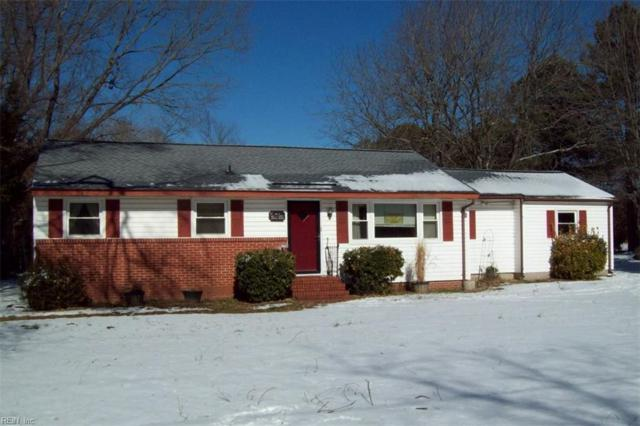 7013 Ashley St, Gloucester County, VA 23072 (#10170858) :: Abbitt Realty Co.