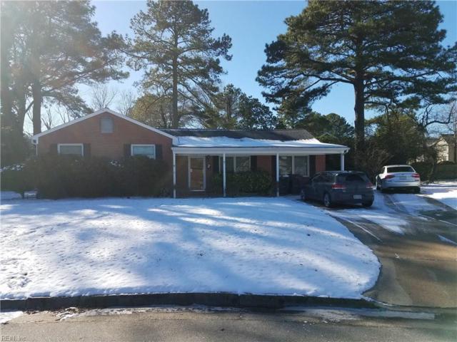 7 Longwood Dr, Hampton, VA 23669 (#10170859) :: Abbitt Realty Co.