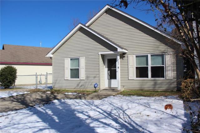 343 Pear Ridge Cir, Newport News, VA 23602 (#10170879) :: Rocket Real Estate