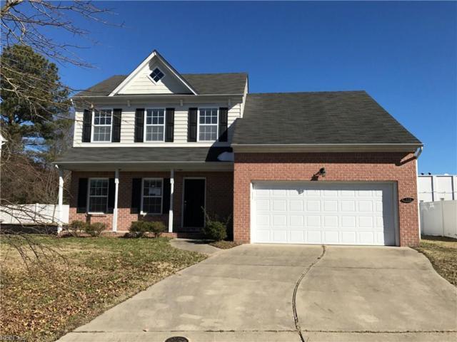 128 Kings Gate Dr, Portsmouth, VA 23701 (MLS #10170950) :: Chantel Ray Real Estate