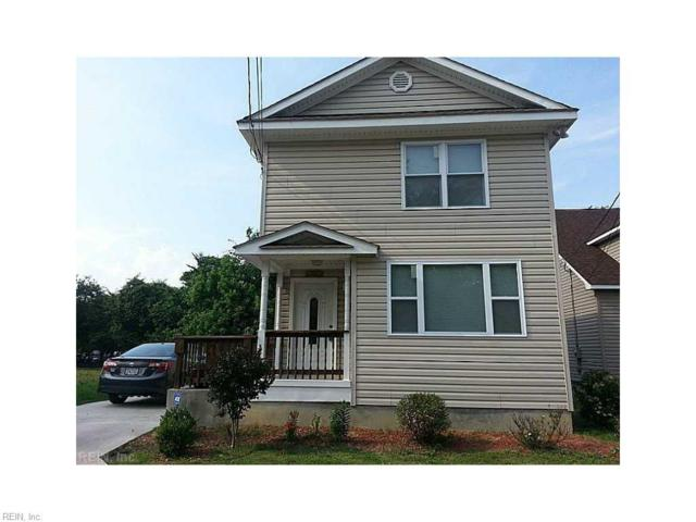 510 Mahlon Ave, Suffolk, VA 23434 (MLS #10170951) :: Chantel Ray Real Estate