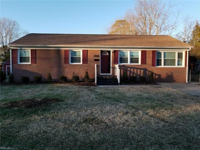 1403 Dorene Ct, Hampton, VA 23663 (MLS #10170964) :: Chantel Ray Real Estate