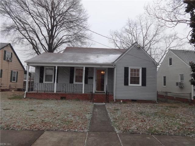 215 Chautauqua Ave, Portsmouth, VA 23707 (MLS #10170965) :: Chantel Ray Real Estate