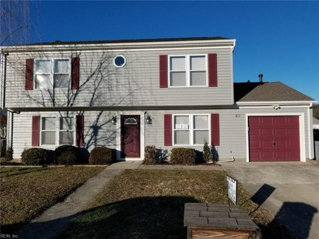 23 Kettering Ln, Hampton, VA 23666 (MLS #10170969) :: Chantel Ray Real Estate